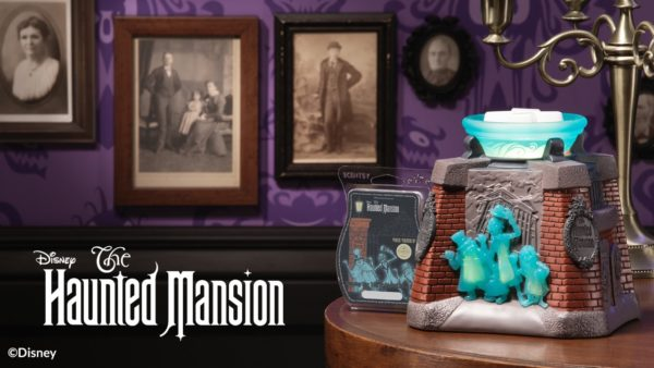 haunted mansion disney warmer